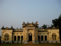 Boro Torof Palace in the Natore Rajbari Complex