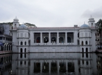 Husaini Dalan, a religious place for Shiah Muslims, Old Dhaka