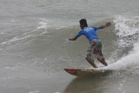 Riding the Waves of Bay of Bengal