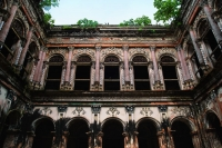 Chhoto Poddar Bari, the house of the junior Patron of the traders