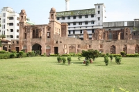 Lalbagh fort is one of the most promiment Mughal sites in Bangladesh, Old Dhaka