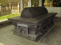 Tomb of Giasuddin Azam Shah, medieval Sultan of Bengal